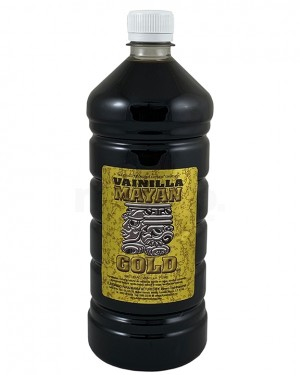 Vainilla Mayan Gold, Oscura 1 litro.