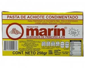 Achiote Cajita Marín 250 gr