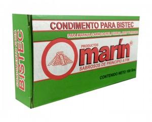 Condimento de Bistec Marín 100 gr