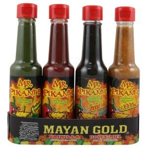 Charola Mr. Pikante y Mayan Gold