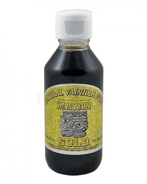 Vainilla Mayan Gold, Oscura 120 ml.