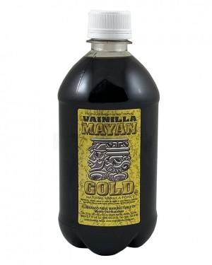 Vainilla Mayan Gold, Oscura 500 ml.